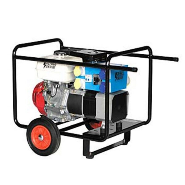6.5 kVa Petrol Generator (Non Silenced)