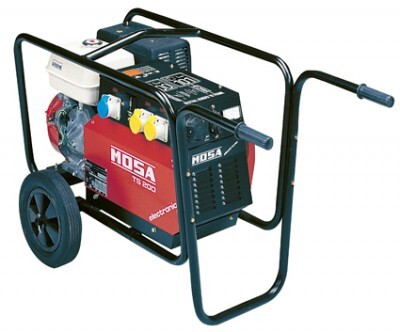 Petrol Welder generator 200amp