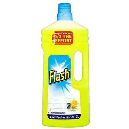 Flash Floor Cleaner 2Ltr £9.95