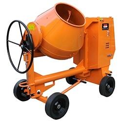 6/4 Diesel Concrete Mixer