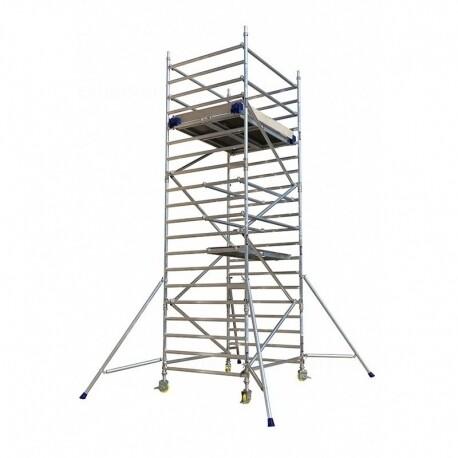 1.8 OR 2.5 DECK (7.7M Platform Height - 9.7 Working Height)