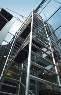Boss Clima Single Scaffold Tower