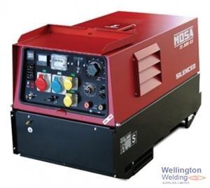 TS300 Diesel Arc Welder