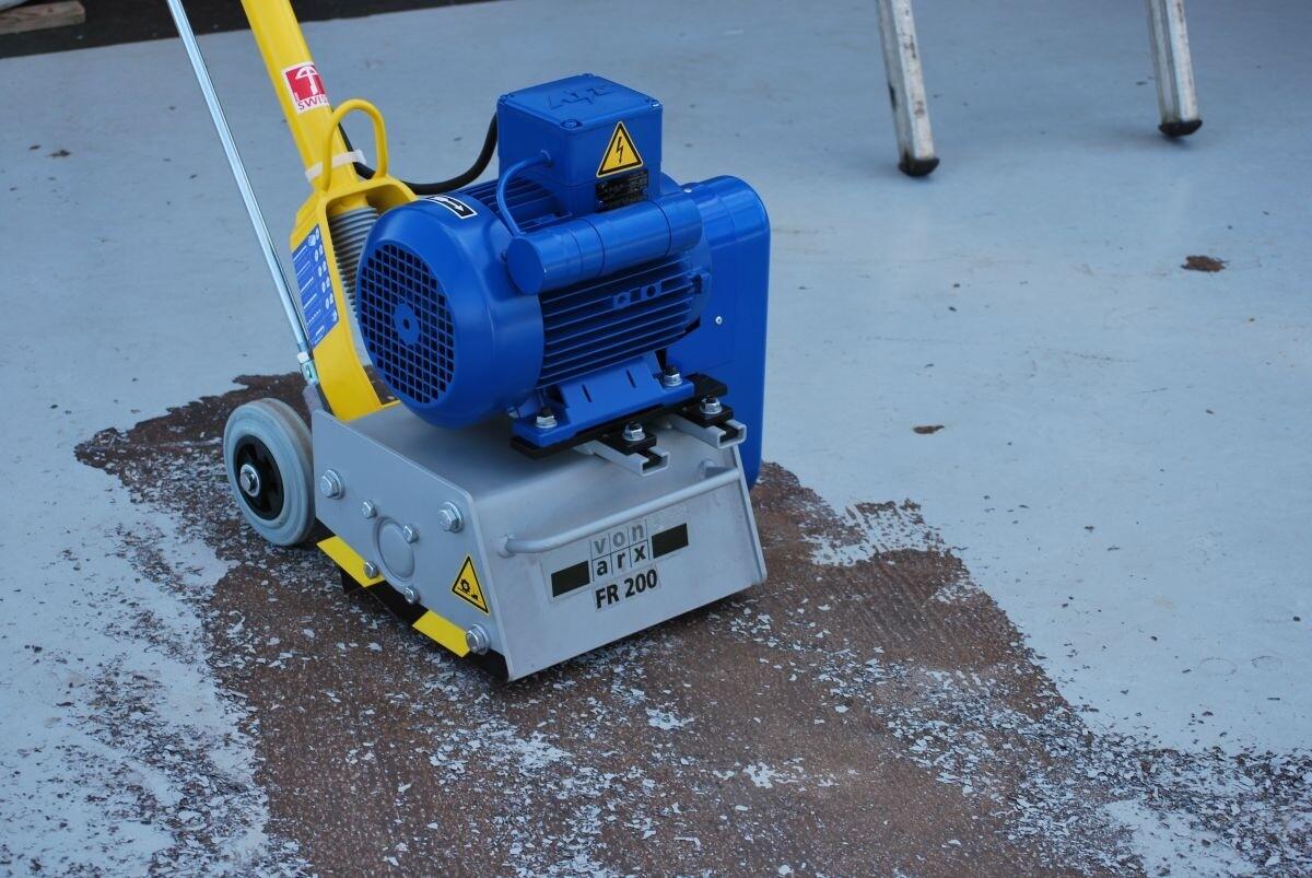 110V Electric Floor Scarifier