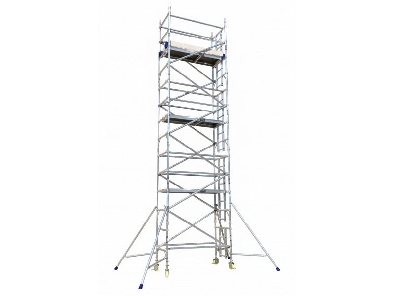 LIFT SHAFT TOWER (11.7m Platform Height - 13.7 Working Height)