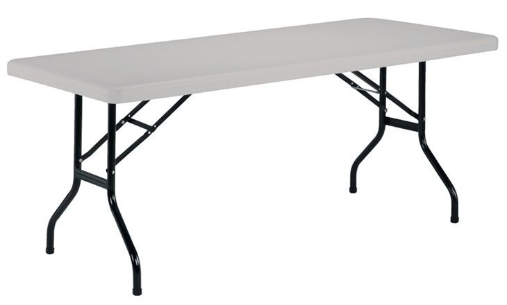 Canteen Table - Plastic