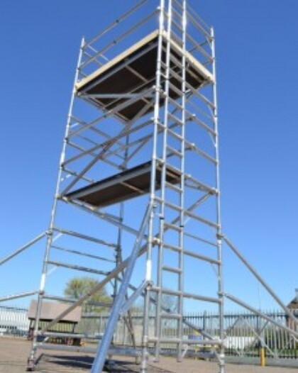 Mobile Access Tower (Single) - Various Sizes