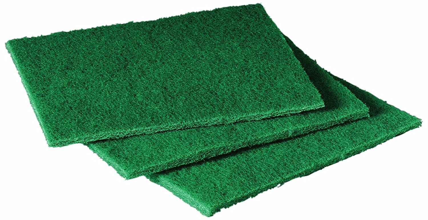 Scouring Pads Pack of 10 £4.50