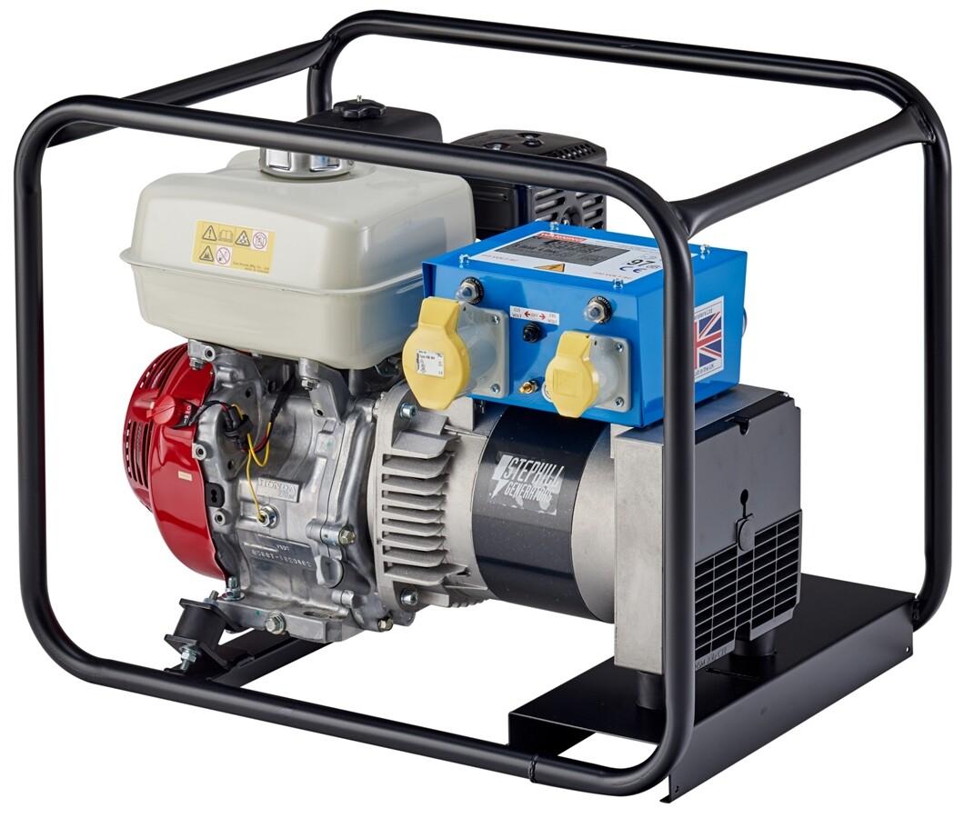 5.0 Kva Petrol Generator