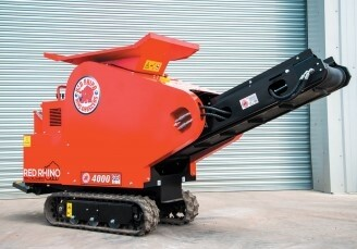 Jaw Action Crusher