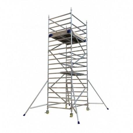 1.8 OR 2.5 DECK (10.2m Platform Height - 12.2 Working Height)