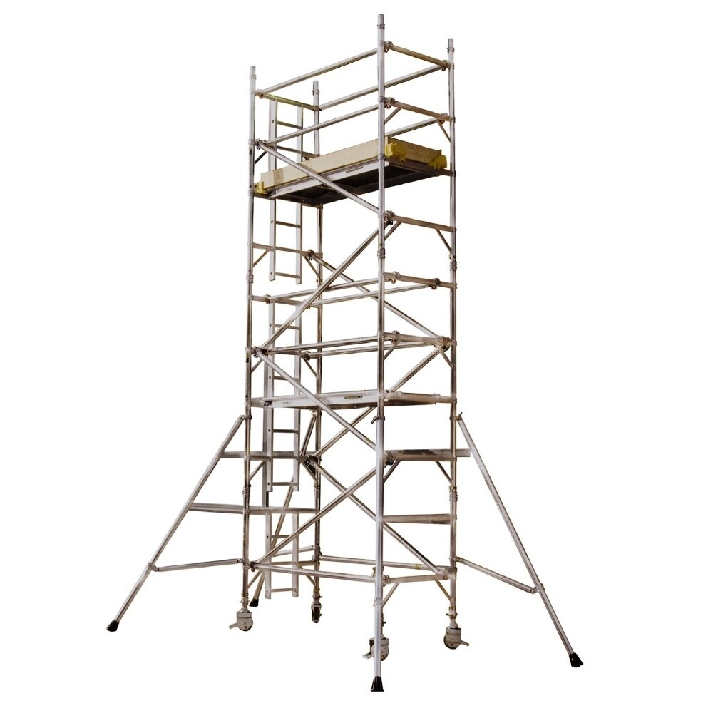 Mobile Tower Single Width - 5.4 High