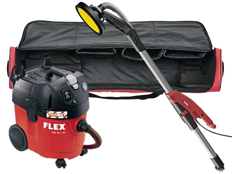 Dry Wall Sander with Extractor 110v