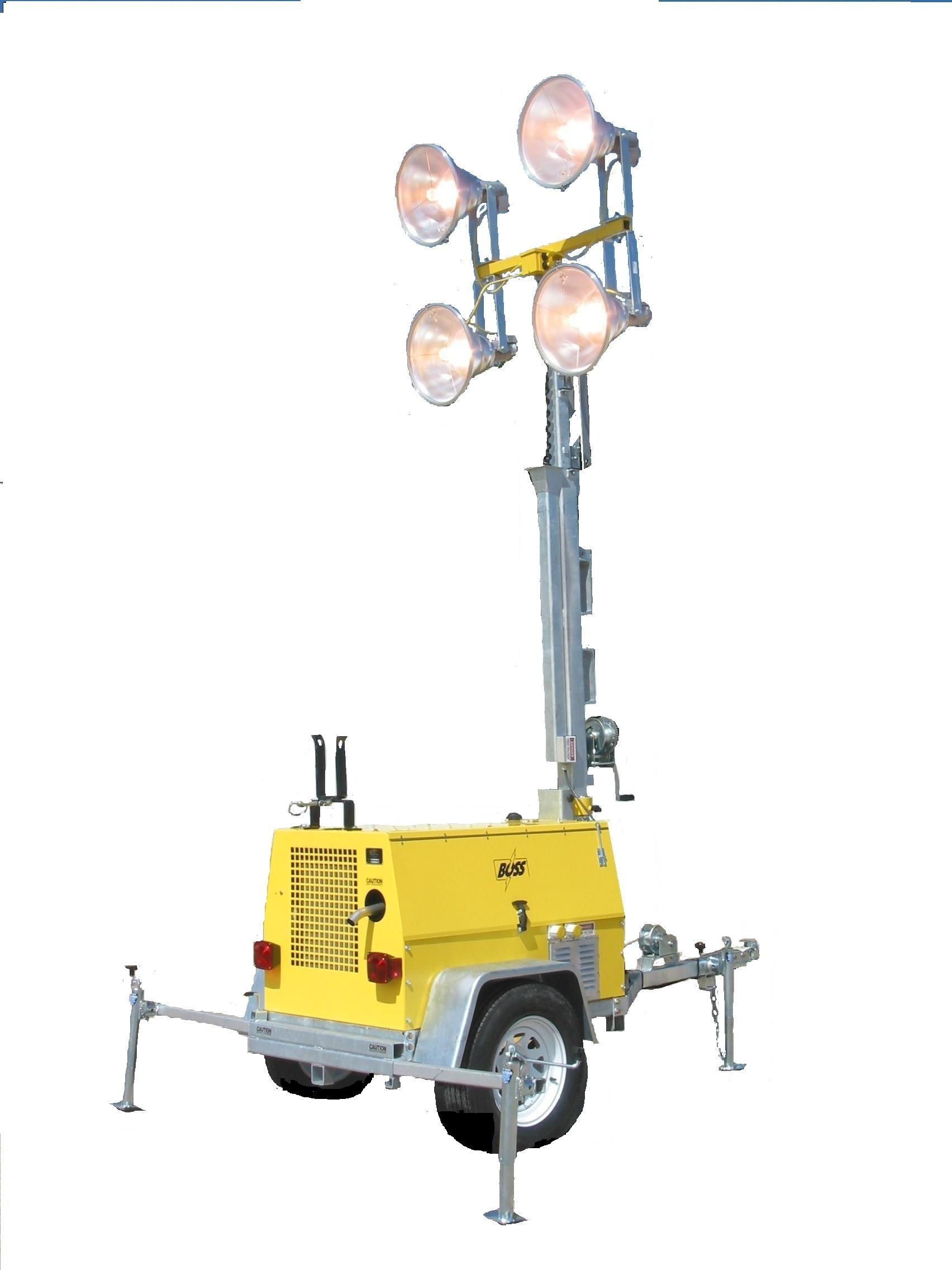 Diesel Lighting Tower 9m