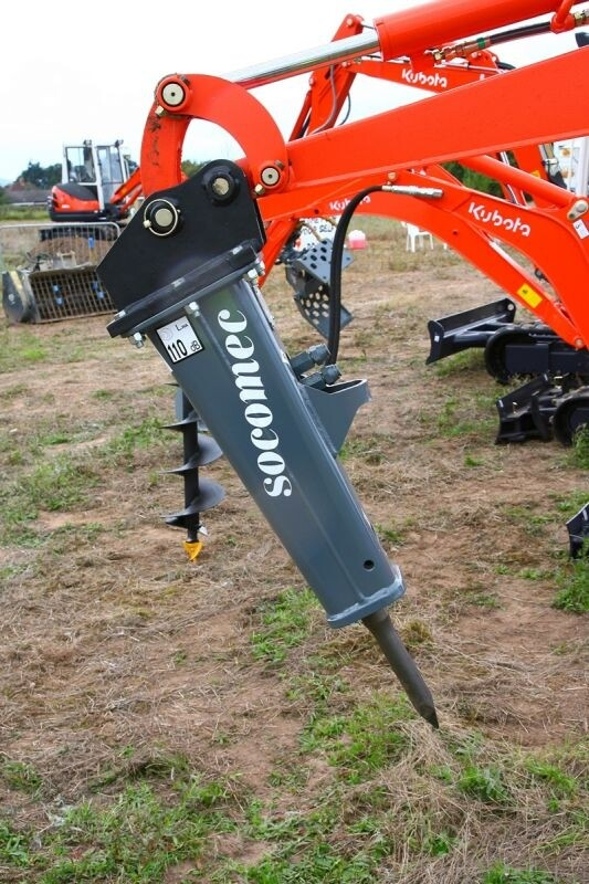 Hydraulic Breaker for 1.5T Excavator