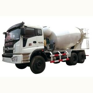 9 Cubic Metres Volumetric Mixer Concrete Lorry
