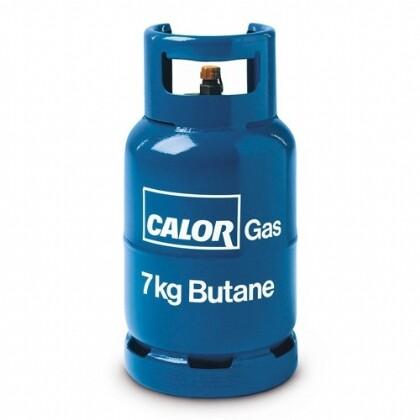 7Kg Butane Gas Bottle