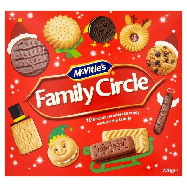 Assorted Biscuits £3.95