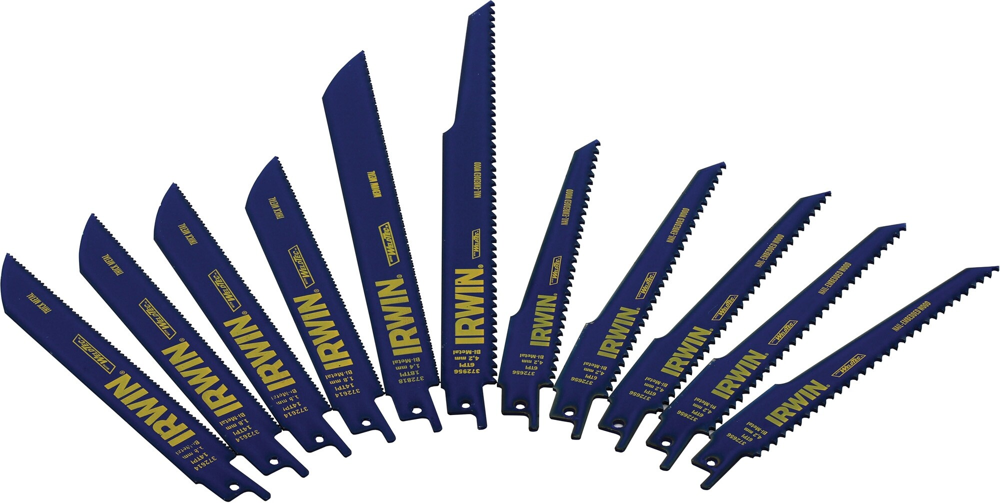 Reciprocating Blades POA