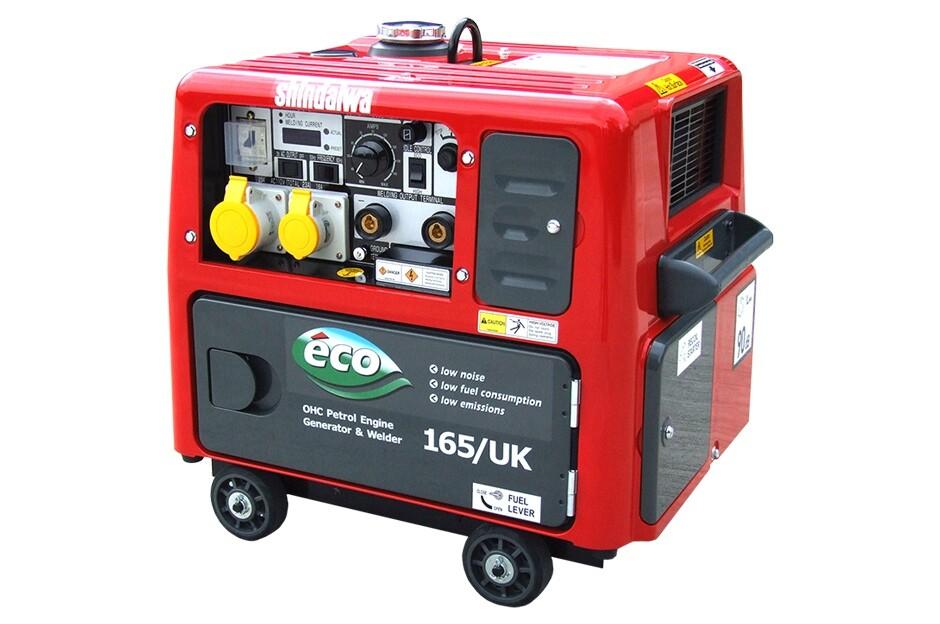 ECO 165/UK Welder Generator