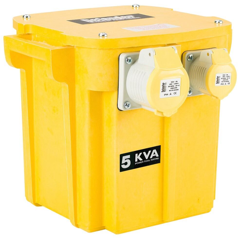5KVA 2 X16 1 X 32 PTR TRANSFORMER VERSION 2