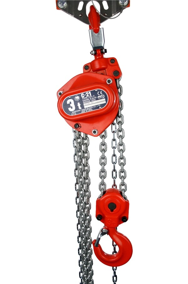 Chain Hoist 3T - 6m