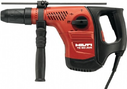 Heavy Duty Rotary Hammer Drill with SDS Max
