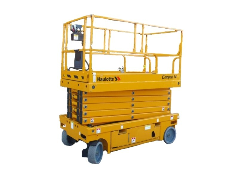 14m Electric Scissor Lift