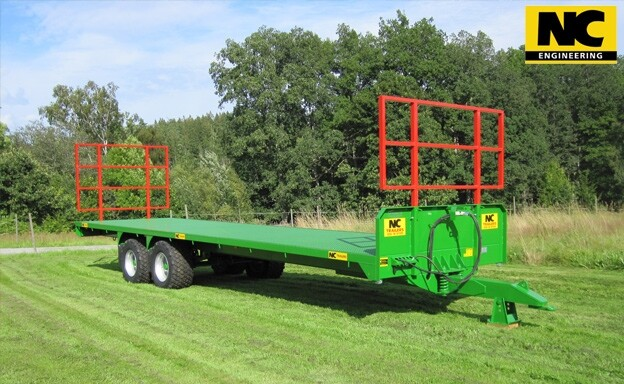 26ft Bale Trailers