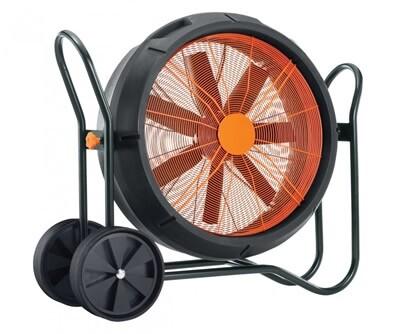 Air Rad Fan 110v Turbo Fan