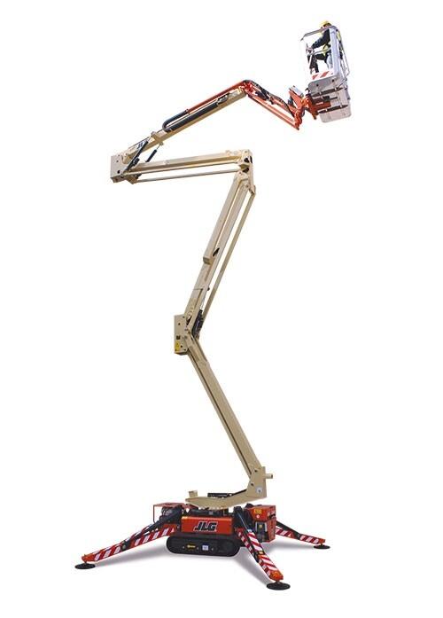 17m Compact Crawler