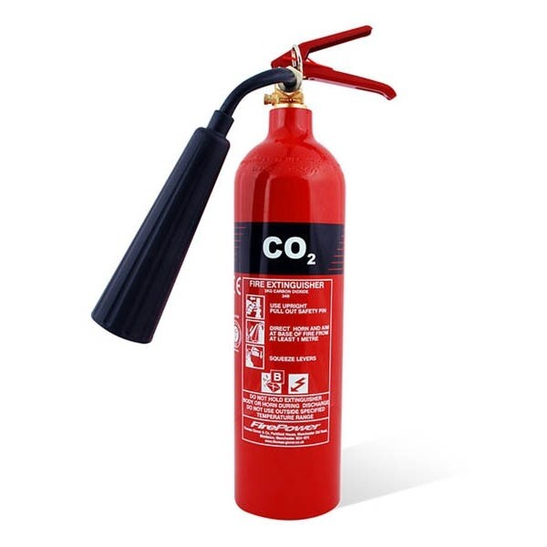 Fire Extinguisher CO2 2Kg £35.00