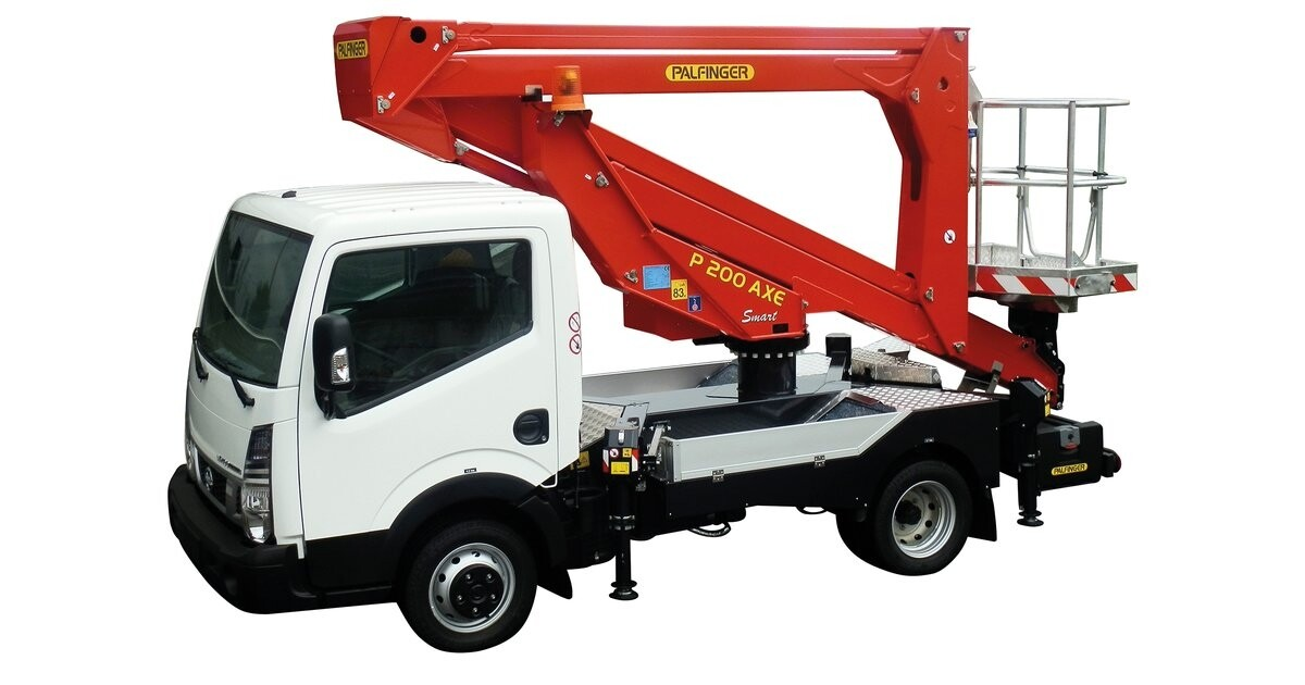 20m Truck Mounted Platform
