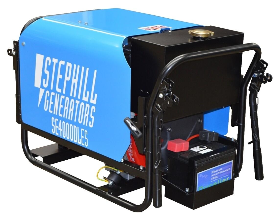 4KVA Silent Diesel Generator