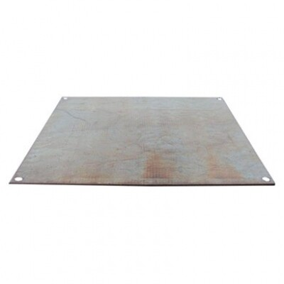 Steel Road Plates 2m x 2m