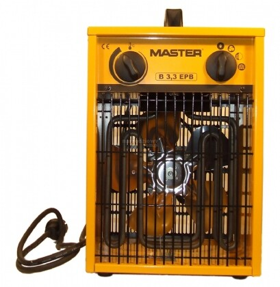 3kw 240V Fan Heater