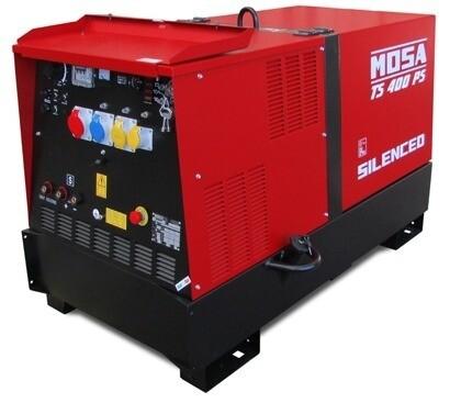 TS400 Diesel Arc Welder