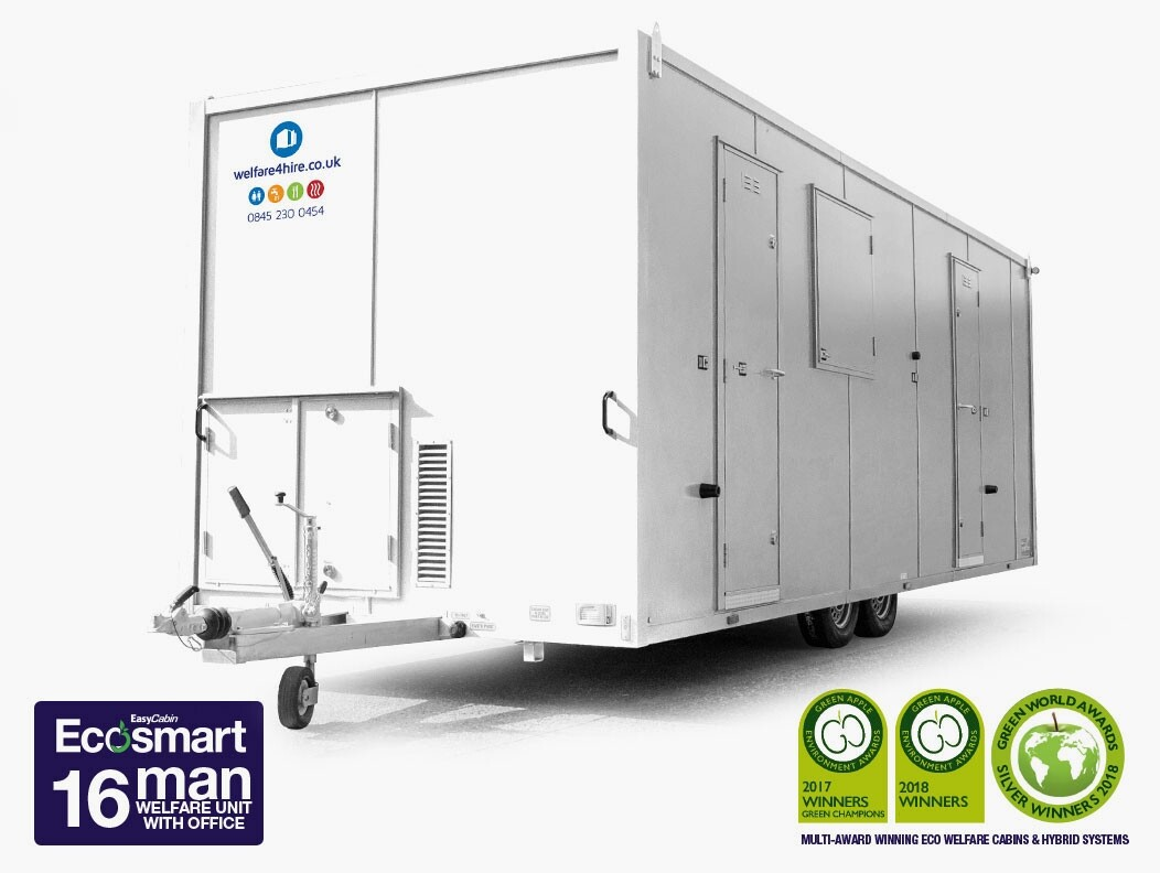 16 Man Welfare Unit