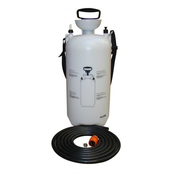 Dust Suppression Water Reservoir 14L with 3M Hose