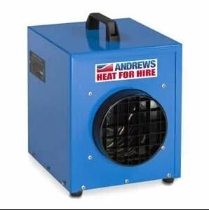 3kw Blow Heater 110v
