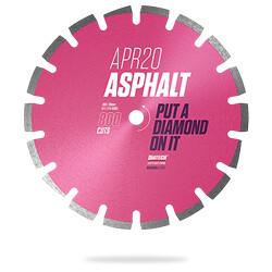 APR20 Asphalt Diamond Blade 350/20