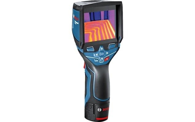 GTC400C Thermal Camera