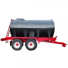 6000L Water Bowser