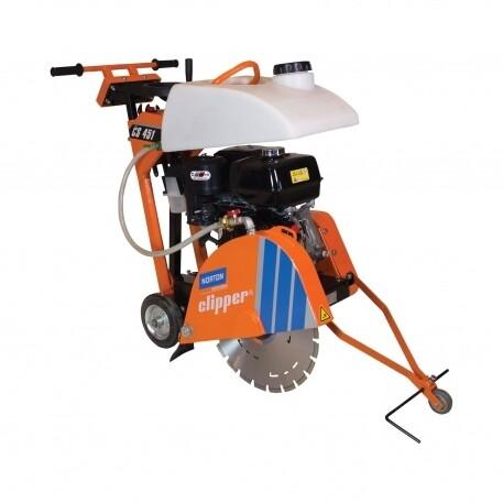 Floor Saw Petrol 450mm