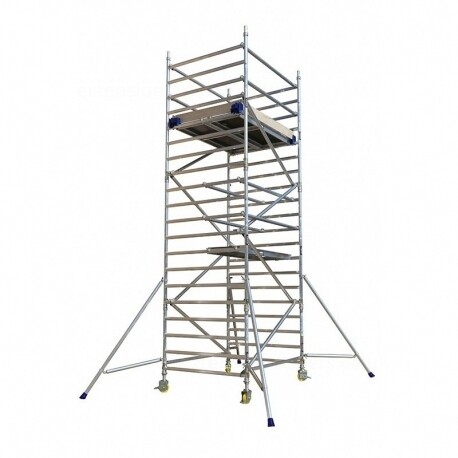 1.8 OR 2.5 DECK (3.7M Platform Height - 5.7 Working Height)