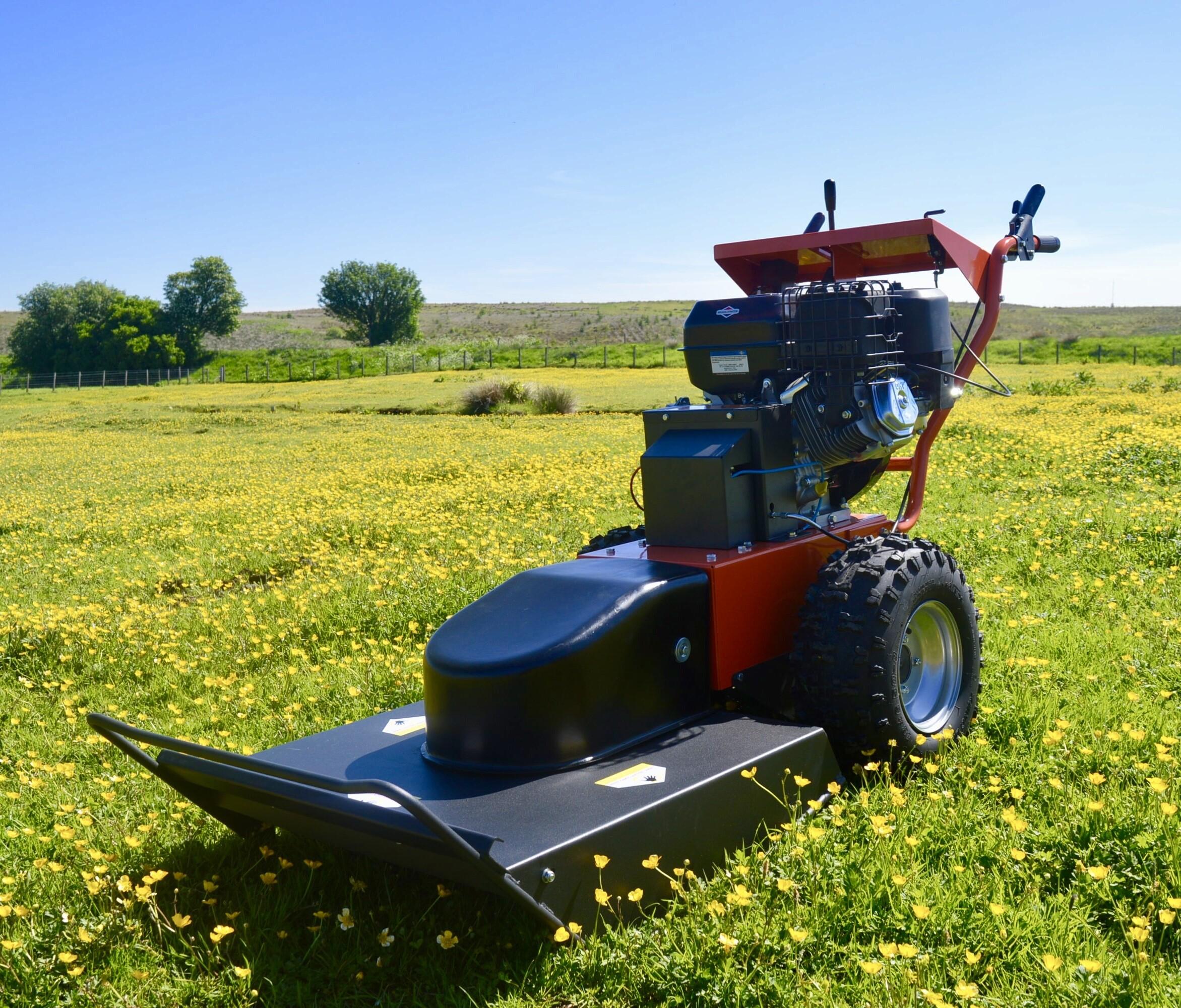 High Grass Mower