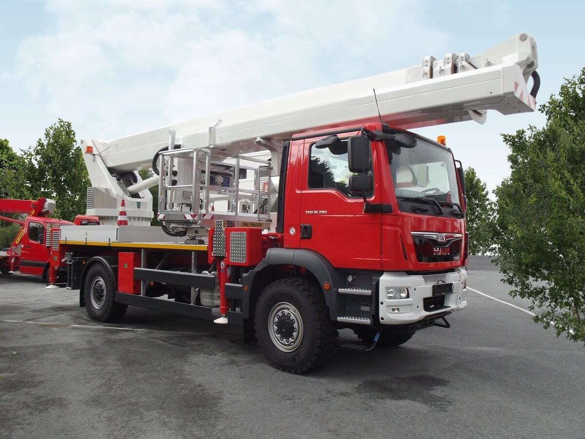 45m Truck Mounted Platform