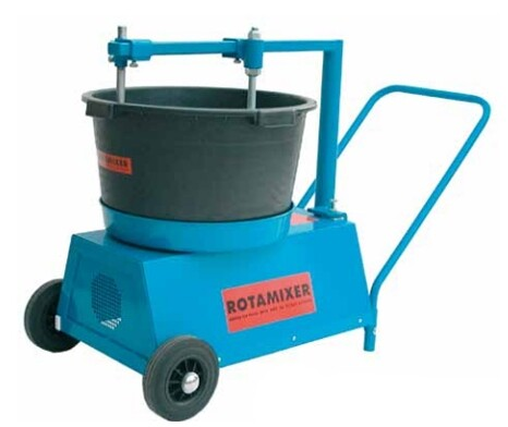 Forced Action Paddle Mixer 110V