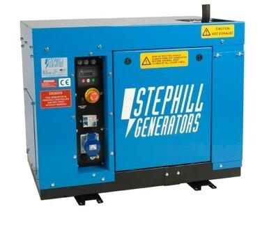 8.0 kVa Super Silenced Generator (Diesel)