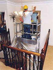 Stairway Scaffold Aluminium